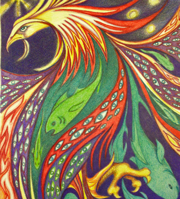 """Phoenix & Fish"""