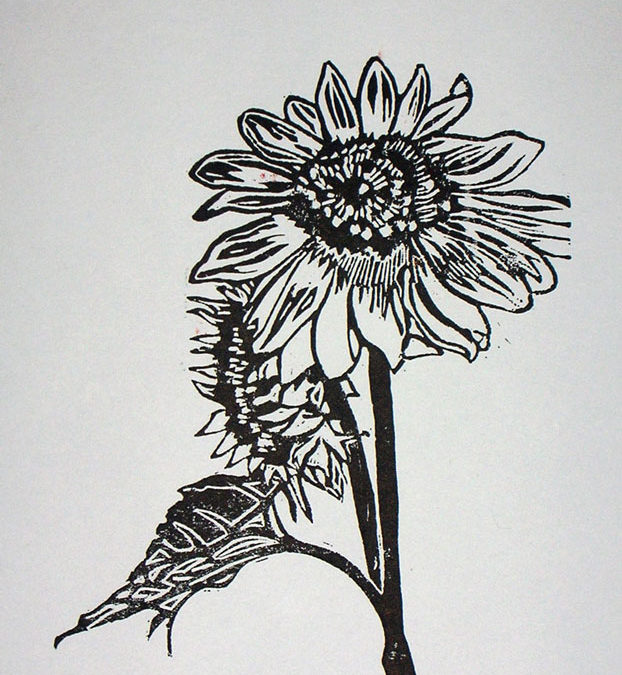"""Two Sunflowers"""