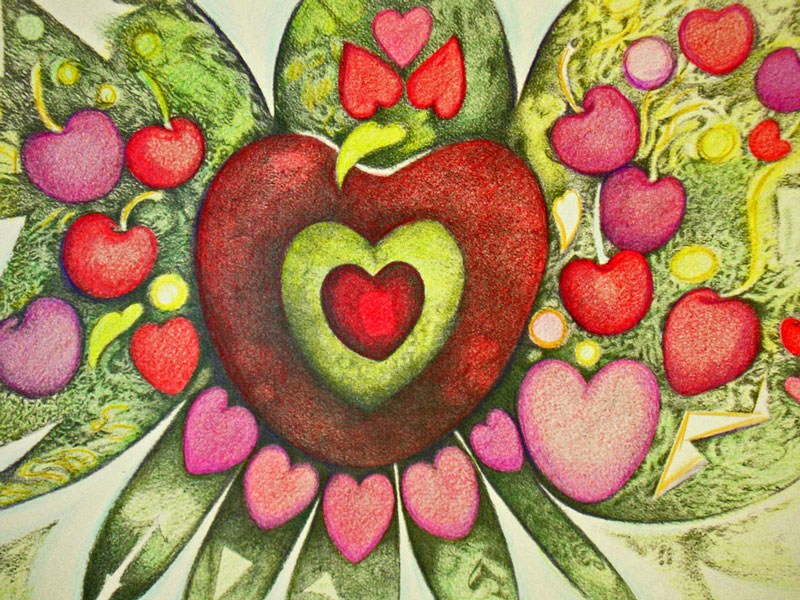 """Valentine Cherries Jubilee"""